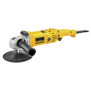 DEWALT 12 Amp 7 in. 9 in. Electronic Variable Speed Polisher DWP849 New