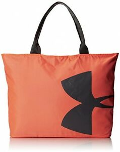 Under Armour Women's Big Logo Tote Bag After Burn One Size