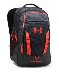 Under Armour Storm Recruit Backpack Black (006) One Size