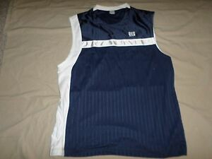 Mens NIKE FIT DRY SLEEVELESS  T Shirt ~ SIZE XXL~ SLIGHTLY USED