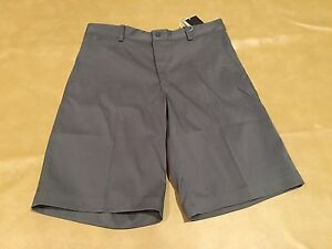 NWT Nike Golf Shorts Men Size 38 Gray New Style 639798