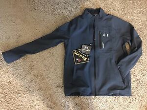 Under Armour Men's Elevated Tips GORE-TEX Golf Jacket