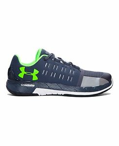 Under Armour Mens UA Charged Core Training Shoes 11 STEALTH GRAY