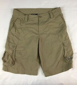 Under Armour Cargo Golf HeatGear Athletic Shorts Size YLG Youth Large
