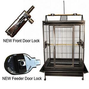 KING#x27;S CAGES SLP 4030 PARROT CAGE Large Birds 40X30X68 bird toy toys macaw $929.99
