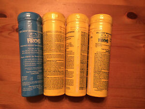 Spa Frog Kit 4 pack 3 Bromine amp; 1 Mineral PRIORITY MAIL SHIPPING