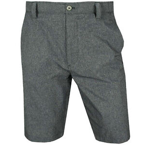 Under Armour Match Play Vented Golf Shorts Stealth 34