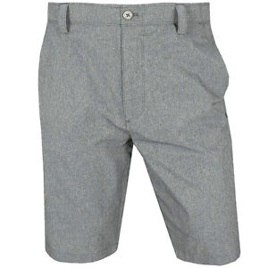 Under Armour Match Play Vented Golf Shorts Steel 34