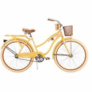 Womens Bike Adult Bicycles Cycles Cycling Outdoor Fun Sporting Goods Huffy New