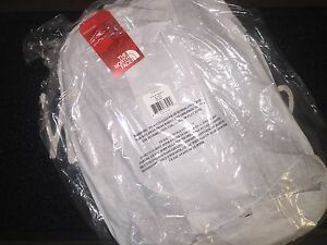 Supreme The North Face TNF Book Bag Backpack Any Means Box Logo Black New