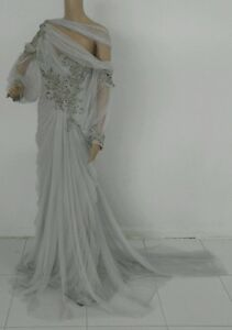 MARCHESA COUTURE MOST AMAZING GOWN SZ US4