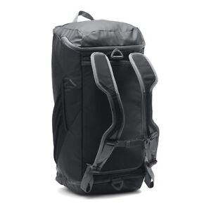 Under Armour Storm Undeniable Backpack Duffle Bag in 1 Medium 1 Size Black NEW