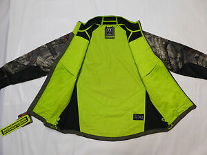 UNDER ARMOUR ColdGear Infrared STORM 2 Scent Softershell Jacket _XL_ Softshell