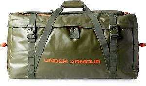 Under Armour Outdoor Gear Bag Hiking Camping Trekking GreenDynamite One Size