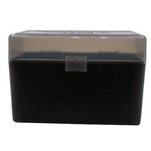 BERRY'S PLASTIC AMMO BOXES (5) SMOKE 50 Round 270  30-06  More- FREE SHIPPING