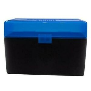 BERRY'S PLASTIC AMMO BOXES (5) BLUE 50 Round 270  30-06  More- FREE SHIPPING