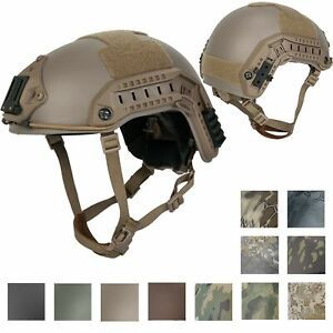 Lancer Tactical CA-806T Maritime ABS Helmet Color: Dark Earth Size: Large to X-