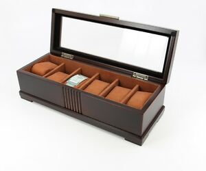 Bombay Antique Top Quality wooden Jewelry box and watch box Organizer Case Gift