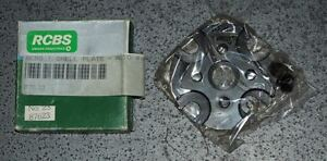 RCBS 4X4 Auto Shell Plate Assembly #23-(87623)-NOS-in Box