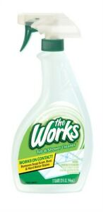 The Works  Tub & Shower Cleaner  32 oz.