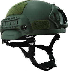 OSdream Green MICH-1A Low Price Action Version Helmet for Airsoft Paintball  ..