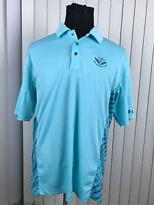 Under Armour Men's Golf Polo Shirt US Open 2012 The Olympic Club XL