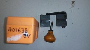 LYMAN MOULD mold 401638BV Hollow Point 40 cal.