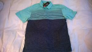 Under Armour Mens Jordan Spieth Rd 1 2017 Masters CoolSwitch Golf Polo Shirt XL