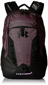 Under Armour Storm Recruit Backpack Verve VioletBlack One Size