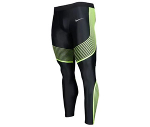 Mens Compression Tights Training Fitness Running Dri-FIT Graphic Waterproof Full