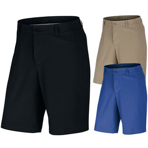 Nike Flat Front Stretch Woven Golf Shorts
