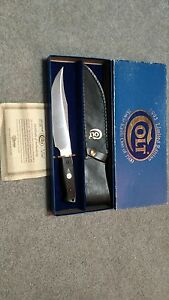 Vintage Collector's Antique Colt Bowie knife 193 of 7500 Limited Edition 1993