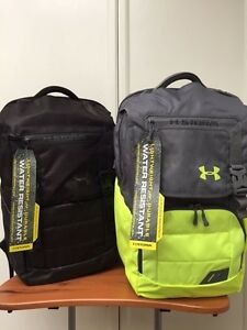 NEW Under Armour Ruckus Backpack Rucksack Laptop Fits 17