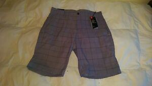 Under Armour Men's Match Play Pattern Golf Shorts Size 36 Steel Gray MSRP $74.99