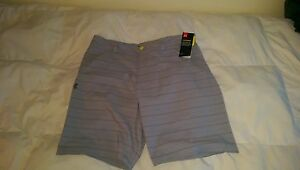 Under Armour Men's Turf & Tide Hybrid Shorts Size 36 Gray MSRP $59.99