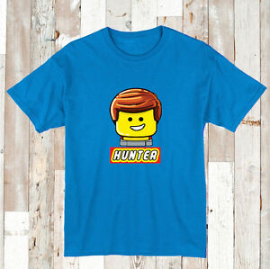 Custom Emmet T-shirt for Boys With Personalized Name Emmet Custom Tee Tees aa06