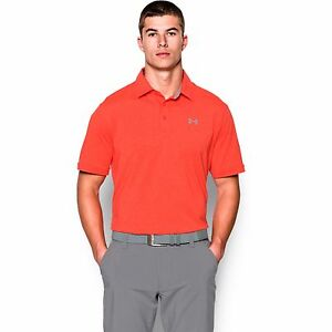 Under Armour Charged Cotton Scramble Men's Golf Short Sleeve T-Shirt Small J