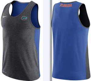 Nike Dri Fit Florida Gators Elite Speed Team Training Tank Top shirt jer