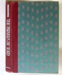The Parables He Told 1962 David A. Redding Signed 1st Ed HC Christian Religion