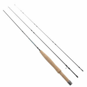 river peak OIKAWA Fly Rod # 1 6ft Carbon Rod 3 Piece with Rod Case