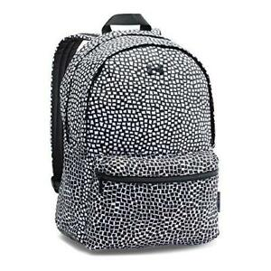 Under Armour Women's Favorite Backpack BlackWhite One Size New