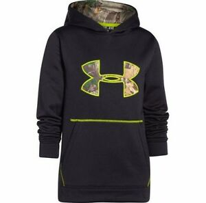 Under Armour Boys' Storm Caliber Hoodie