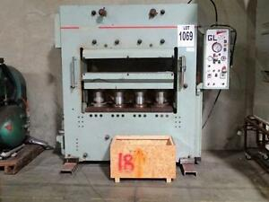 Italpresse GL120-P Embossing Press (Woodworking Machinery)
