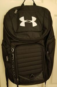 Under Armour Undeniable II Backpack BlackGreen