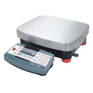 Digital Compact Bench Scale 30 lb.15kg Capacity OHAUS R71MHD15