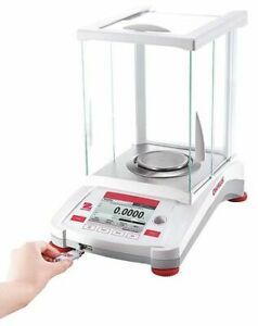OHAUS AX224N Precision Balance Scale220gNTEP Apprvd G0250251