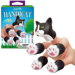 Handicat Funny Novelty Cat Toy Gift Cat Lady Silly Cat Kitten