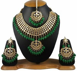 Traditional Designer Kundan Necklacejewelry set for Women ans girls-GCN723