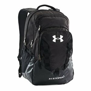 Under Armour Storm Recruit Backpack BlackSteel One Size