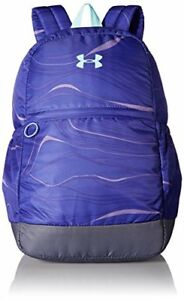 Under Armour Girls' Favorite Backpack Constellation PurpleApollo Gray One Size